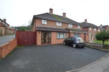 3 bed semi detached home in Kent Road, Wollaston...