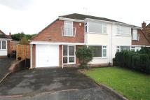 3 bed semi detached house to rent in Bank Farm Close, Pedmore...
