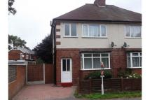 3 bedroom semi detached home in Forge Road, Short Heath...