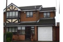 4 bed Detached home in Santolina Drive, Walsall