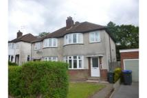 3 bedroom semi detached home to rent in Coronation Road...