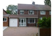 semi detached property in Walstead Road, Walsall