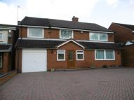 5 bedroom Detached house in BIRMINGHAM ROAD, WALSALL