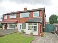 3 bedroom semi detached property for sale in Wood Lane, Partington...