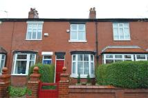 Terraced house to rent in Neale Road, Chorlton...