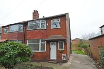 3 bedroom semi detached house to rent in Carrington Road, Urmston...
