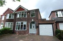 3 bed semi detached house in Canterbury Road...