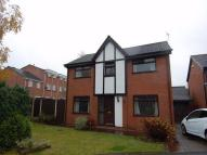 Detached property in Sandiway, Irlam...