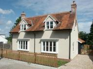 new development in Deben Lane, Waldringfield