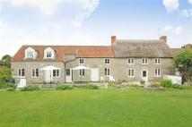 Detached house for sale in Compton Dundon, Somerset...
