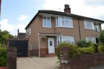 SANDRINGHAM ROAD semi detached house to rent