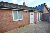 Bungalow in Southport Road, Chorley...