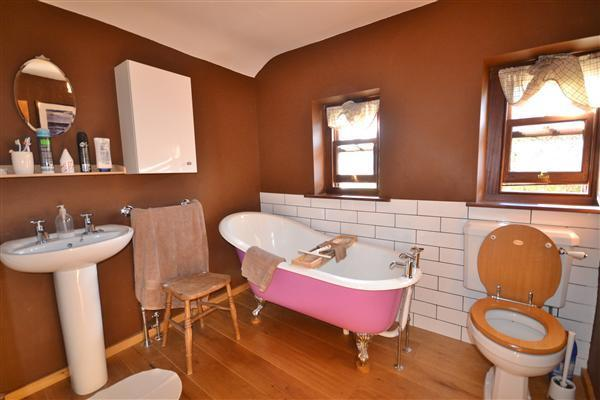 BATHROOM:
