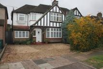 4 bedroom semi detached home for sale in Hillside Gardens Edgware...