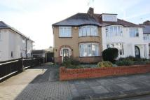 semi detached property for sale in Whitchurch Gardens...