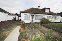 Semi-Detached Bungalow in Green Lane, Edgware...