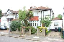 4 bed semi detached house to rent in DENEHURST GARDENS...
