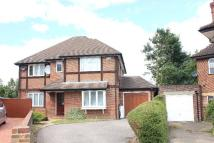Detached property to rent in ASHLEY CLOSE, HENDON, NW4