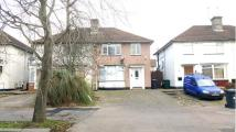 Layfield Road semi detached house to rent