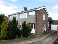 3 bedroom semi detached property for sale in 6 Gamel View, Steeton...