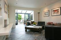 Terraced property for sale in Hurlingham Square...