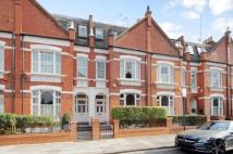 4 bed Terraced home in Studdridge Street...