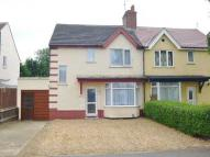 semi detached property in Paston Lane, Walton...