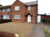 3 bedroom semi detached home to rent in Chestnut Ave Dogsthorpe...