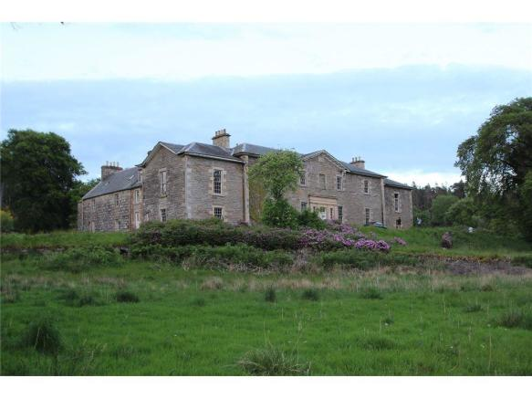 20 bedroom property for sale in House of Rosehall Rosehall Lairg ...