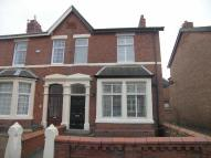 End of Terrace property in Glen Eldon Road...