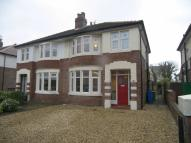 semi detached property to rent in Westby Road, St Annes...