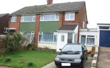 3 bed semi detached home for sale in Ottery St Mary