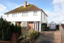 semi detached home in Exmouth, Devon