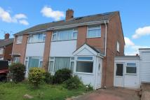 semi detached home in Ottery St Mary, Devon