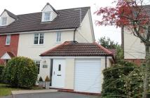 3 bedroom semi detached property for sale in Whimple