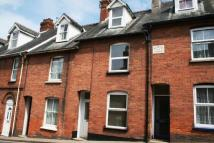 Terraced home for sale in Ottery St Mary