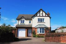 Detached property for sale in Whimple