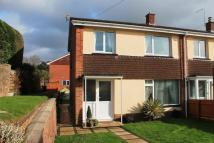 3 bed End of Terrace house in Ottery St Mary