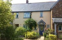 Terraced property for sale in Ottery St Mary