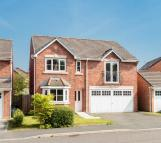 5 bedroom Detached house for sale in Thrush Way, Winsford, CW7