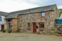 Barn Conversion in The Old Hay Barn...