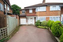 semi detached home for sale in Cloyster Wood, Edgware...