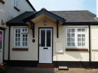 Terraced Bungalow to rent in Sidford