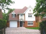 Detached home in Dukes Wood Drive...
