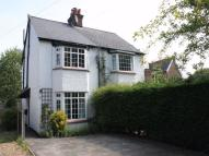 semi detached property in White Lion Road...