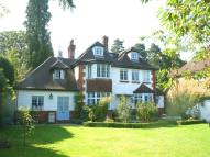 Detached home in Oval Way, Gerrards Cross...