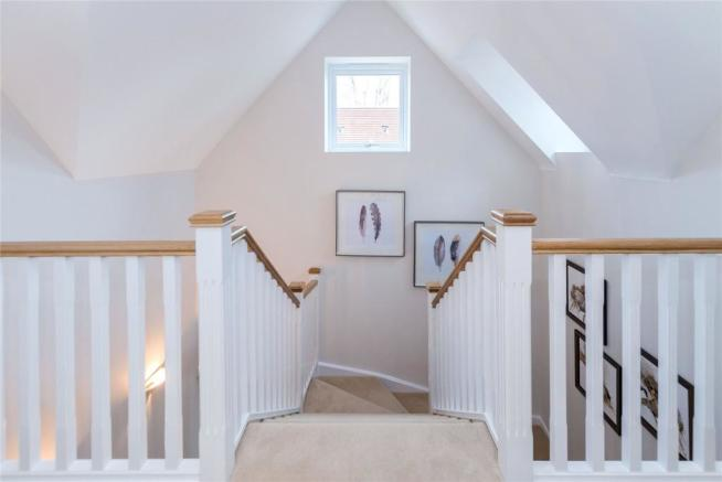 Galleried Stairs