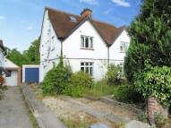 4 bedroom semi detached property for sale in Cobden Hill, Radlett