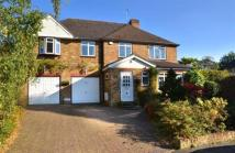 Detached house for sale in Broom Hill, Stoke Poges...