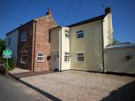 semi detached house in Back Lane, Alvanley...